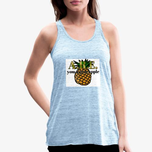 Are you a pineapple - Women's Tank Top by Bella
