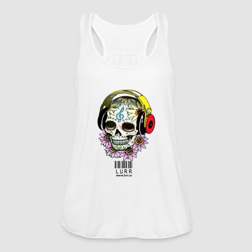 smiling_skull - Women's Tank Top by Bella