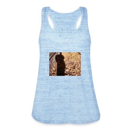 THE GREEN MAN IS MADE OF AUTUMN LEAVES - Featherweight Women's Tank Top