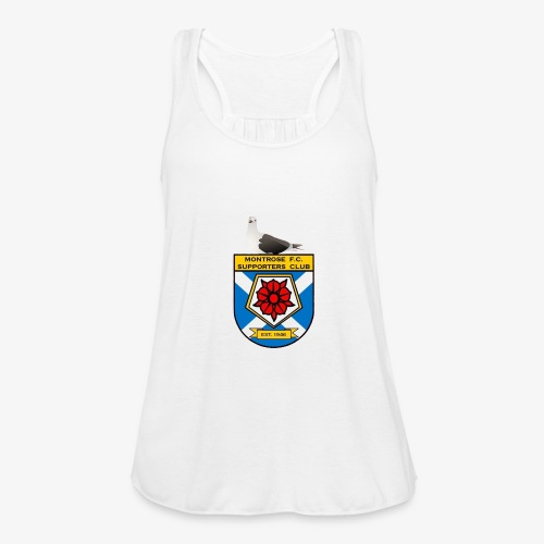 Montrose FC Supporters Club Seagull - Featherweight Women's Tank Top