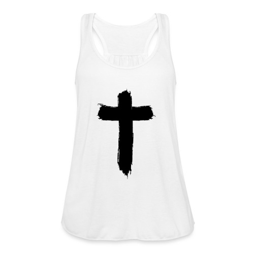 Brushed-Cross - Federleichtes Frauen Tank Top