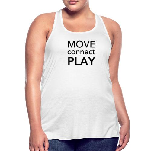Move Connect Play - AcroYoga International - Featherweight Women's Tank Top