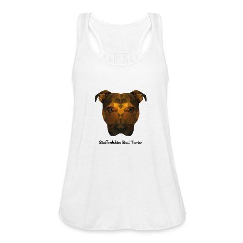 Staffordshire Bull Terrier - Women's Tank Top by Bella