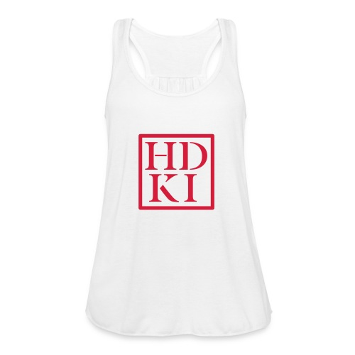HDKI logo - Women's Tank Top by Bella