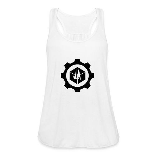 Jebus Adventures Logo (Transparent) - Women's Tank Top by Bella