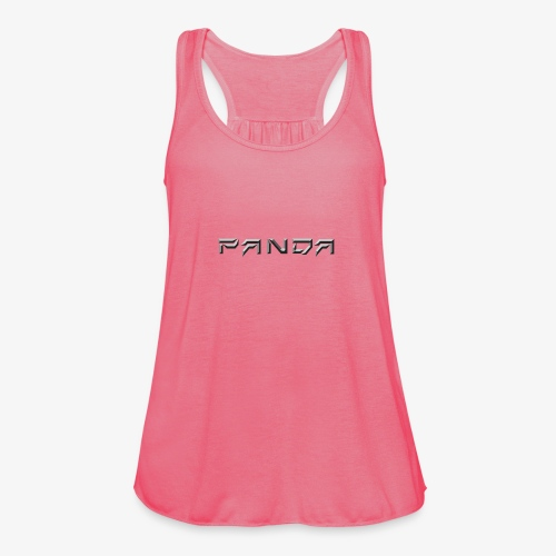 PANDA 1ST APPAREL - Women's Tank Top by Bella