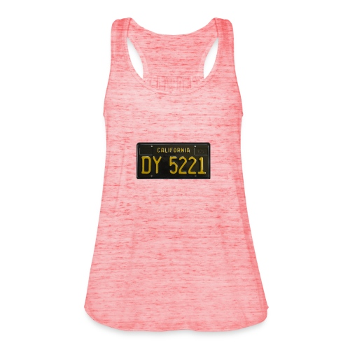 CALIFORNIA BLACK LICENCE PLATE - Featherweight Women's Tank Top