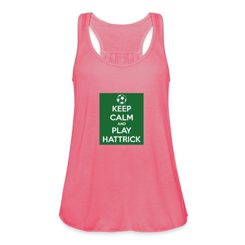 keep calm and play hattrick - Top da donna leggerissimo