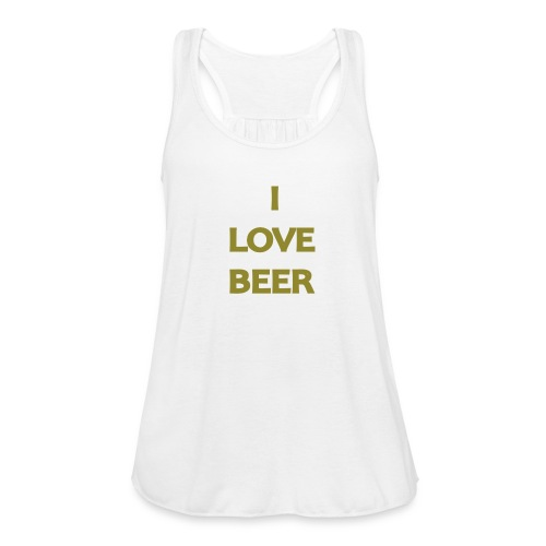 I LOVE BEER - Top da donna leggerissimo