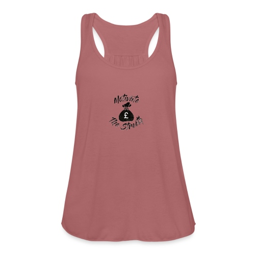 Motivate The Streets - Featherweight Women's Tank Top