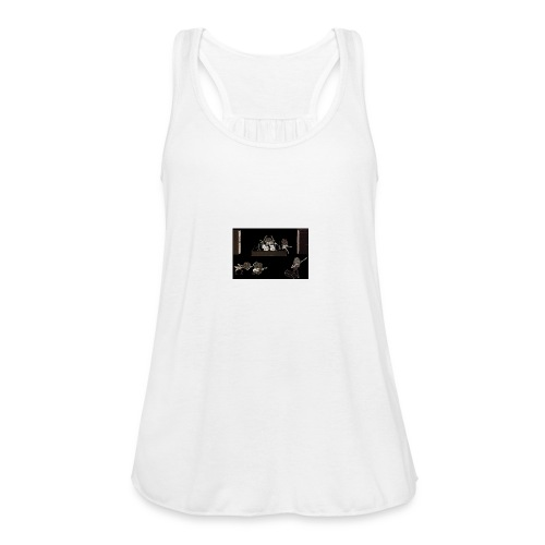 Rock_Stars_on_Stage_NEW - Featherweight Women's Tank Top