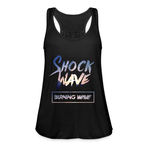 Burning Wave - Shock Wave - Débardeur Bella Femme