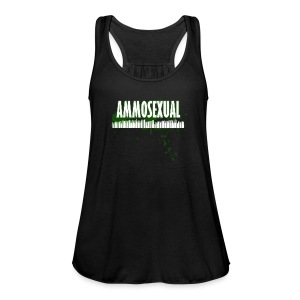 Ammosexual Multi-Caliber (white) - Frauen Tank Top von Bella