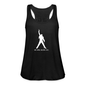 WE WILL GLOCK YOU - Frauen Tank Top von Bella