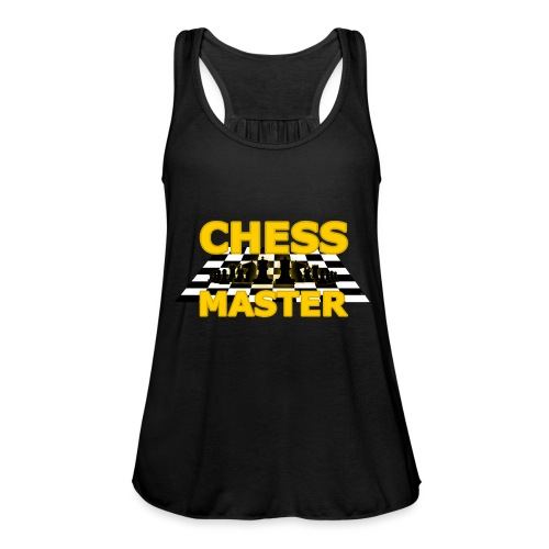 Chess Master - Black Version - By SBDesigns - Women's Tank Top by Bella