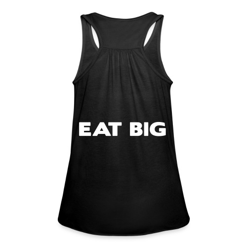 eatbig - Women's Tank Top by Bella
