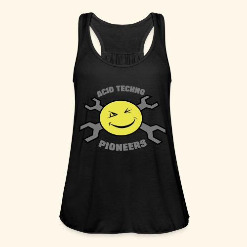 ACID TECHNO PIONEERS - SILVER EDITION - Featherweight Women's Tank Top