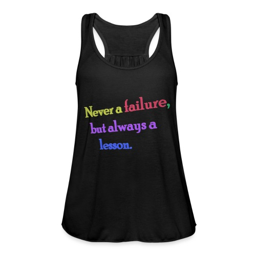 Never a failure but always a lesson - Featherweight Women's Tank Top
