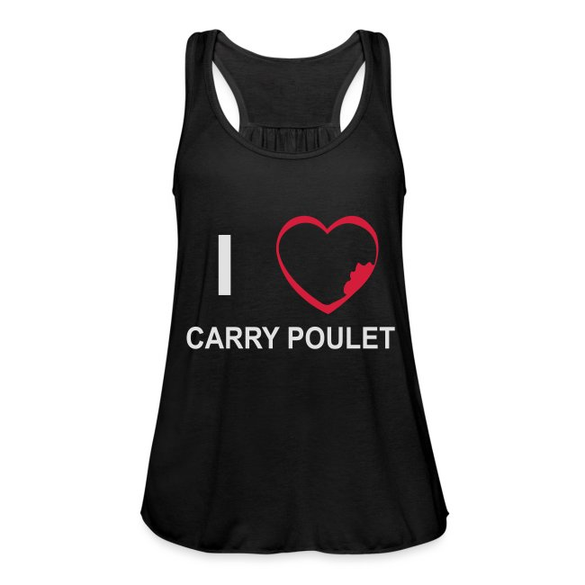 i love CARRY POULET