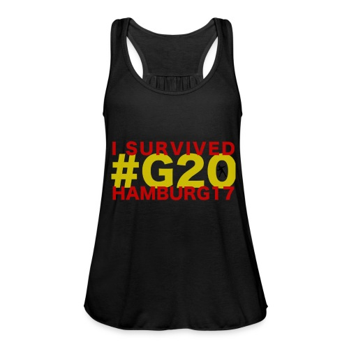 G20 transparent - Federleichtes Frauen Tank Top