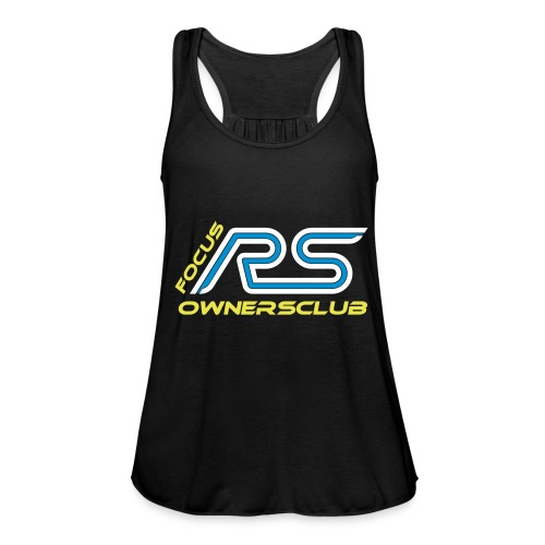 logo focus rs ownersclub shirt cmyk - Frauen Tank Top von Bella