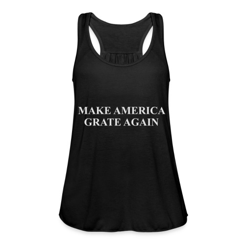 Make America Grate Again - Featherweight Women's Tank Top