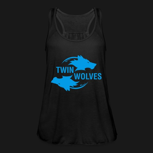 Twin Wolves Studio - Top da donna leggerissimo
