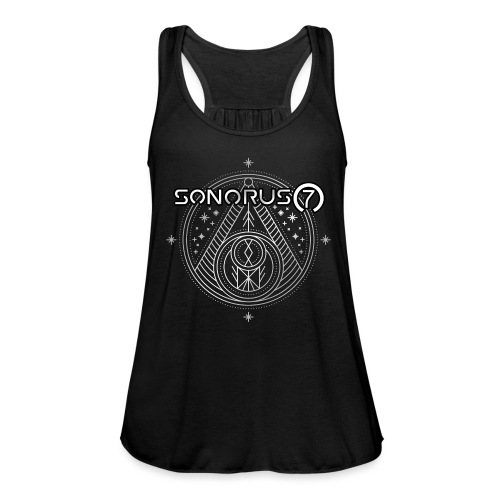 Sonorus7 Ornament 2 - Federleichtes Frauen Tank Top
