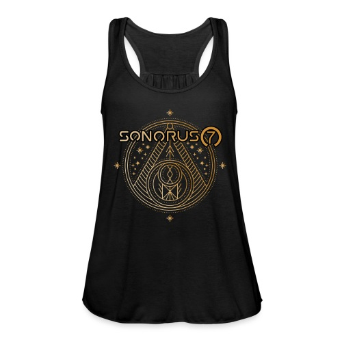 Sonorus7 Ornament - Federleichtes Frauen Tank Top