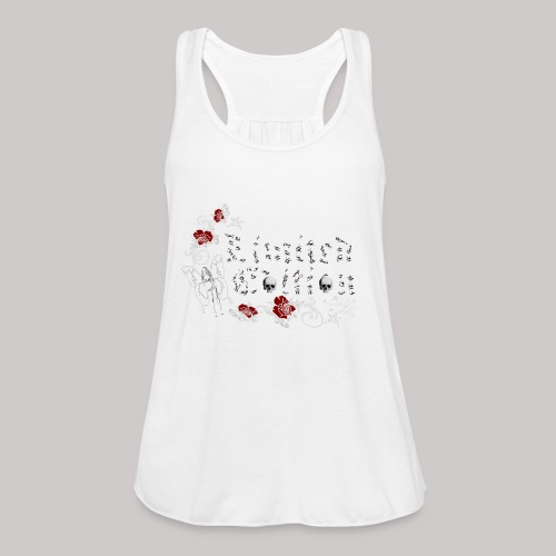 simply wild limited edition on black - Frauen Tank Top von Bella