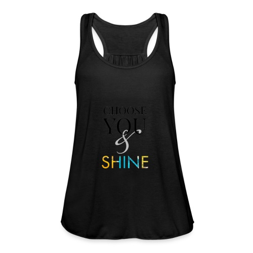 Choose you and shine - Singlet for kvinner fra Bella