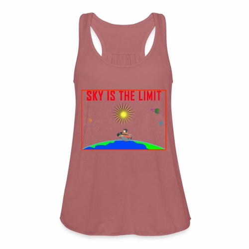 Sky is the limit - Featherweight Women's Tank Top