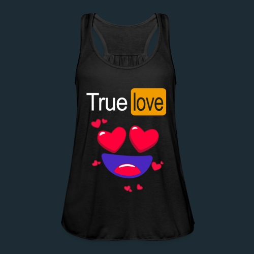 True Love Yellow - Women's Tank Top by Bella