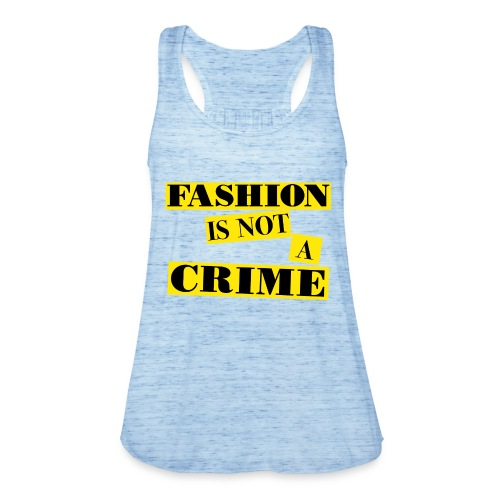 FASHION IS NOT A CRIME - Featherweight Women's Tank Top