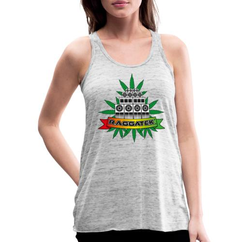 Raggatek Sound System - Women's Tank Top by Bella