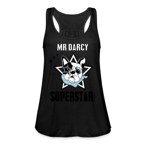 MR DARCY SUPERSTAR - Frauen Tank Top von Bella