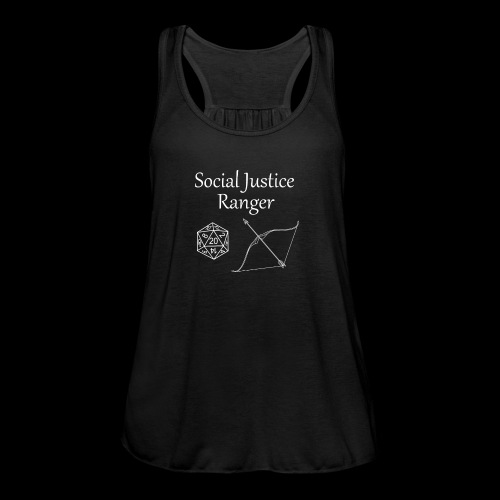Social Justice Ranger - Featherweight Women's Tank Top