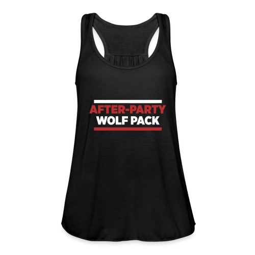 OFFICIAL AFTER-PARTY WOLFPACK MERCH - Featherweight Women's Tank Top
