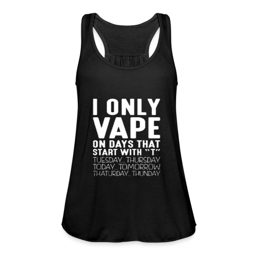Only vape on.. - Featherweight Women's Tank Top