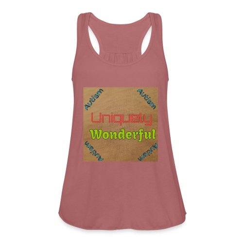 Autism statement - Women's Tank Top by Bella