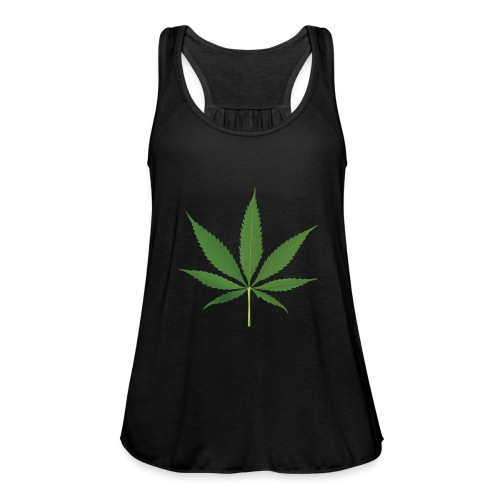 Weed - Women's Tank Top by Bella