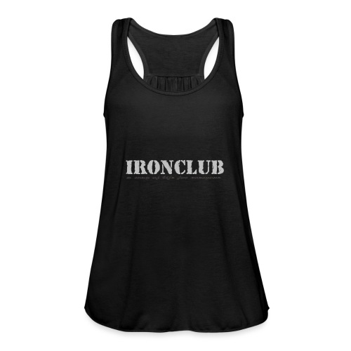 IRONCLUB - a way of life for everyone - Fjærlett singlet for kvinner
