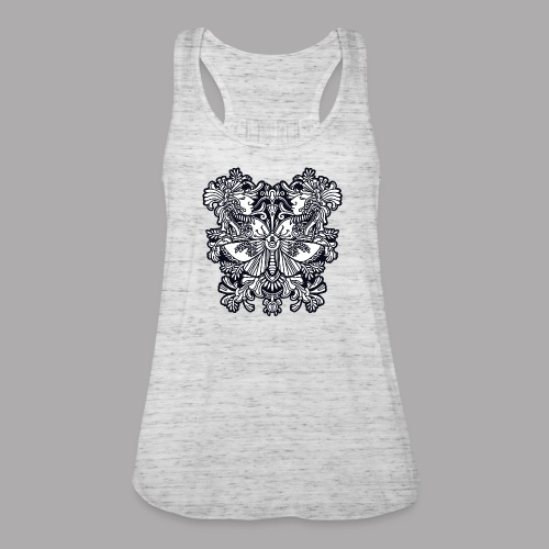 moth black - Featherweight Women's Tank Top