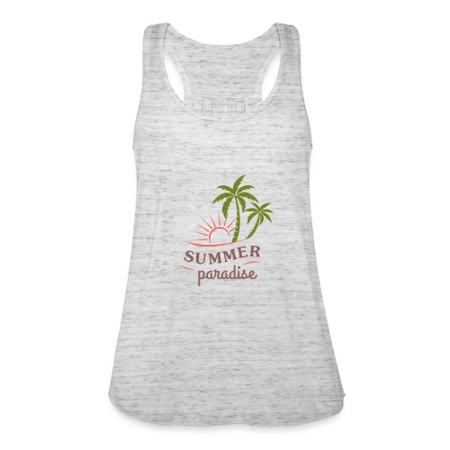 Summer paradise - Featherweight Women's Tank Top