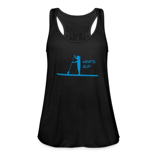 What's SUP - Federleichtes Frauen Tank Top