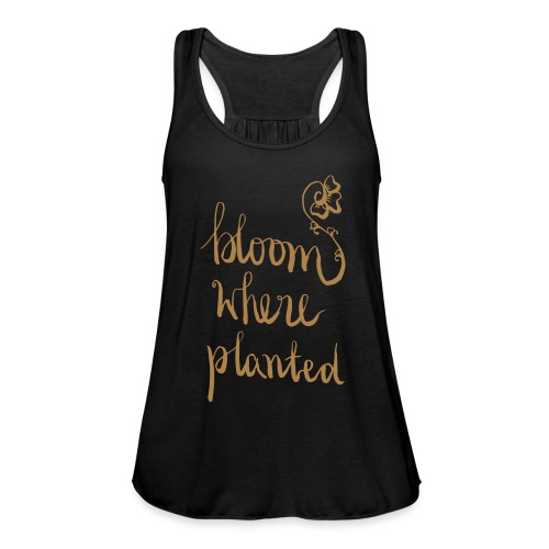 Bloom where planted - Featherweight Women's Tank Top