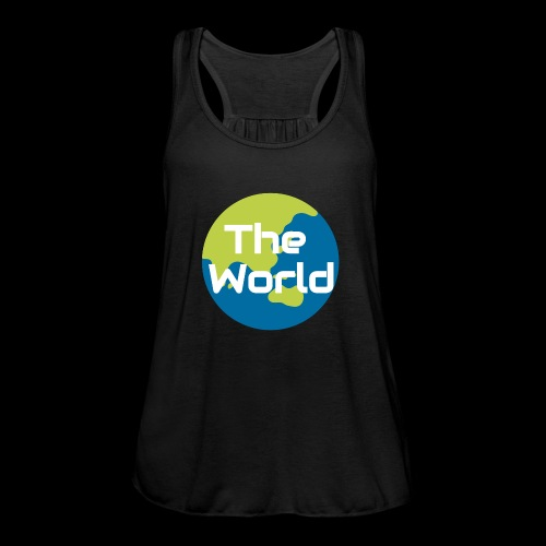 The World Earth - Dame tanktop fra Bella