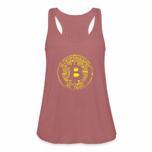 In cryptography we trust 2 - Featherweight Women's Tank Top
