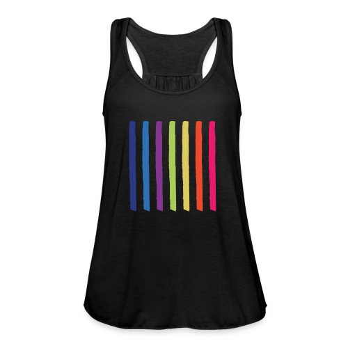 Lines - Featherweight Women's Tank Top