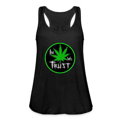 In weed we trust - Camiseta de tirantes mujer, de Bella